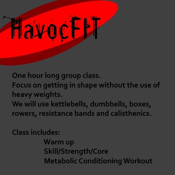 HavocFitClass